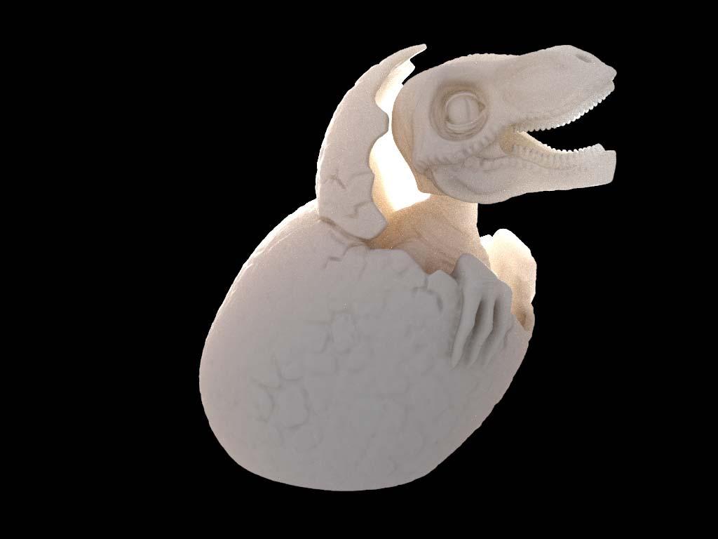 como crear materiales en 3D