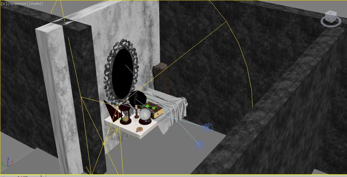 Cómo crear materiales en 3d Studio Max y VRay