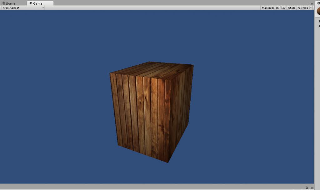 Escuela ESPAI. Primer proyecto en Unity3D