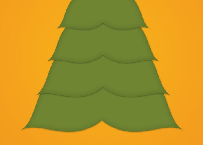 Crear tarjetas de Navidad con Photoshop - Paso 11