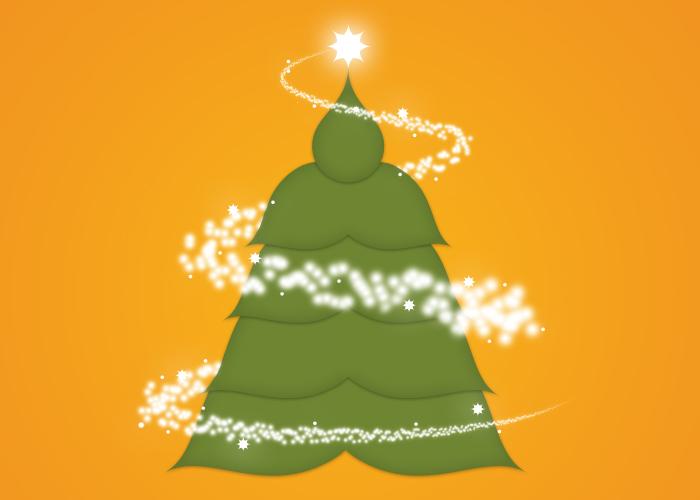 Crear tarjetas de Navidad con Photoshop - Paso 21