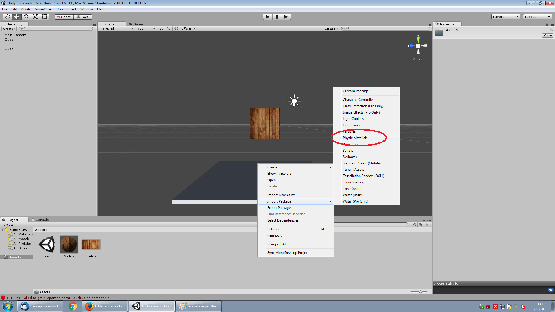Unity Character Controller