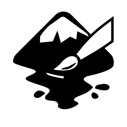 Inkscape, un interesante editor de gráficos vectoriales (SVG) open source.