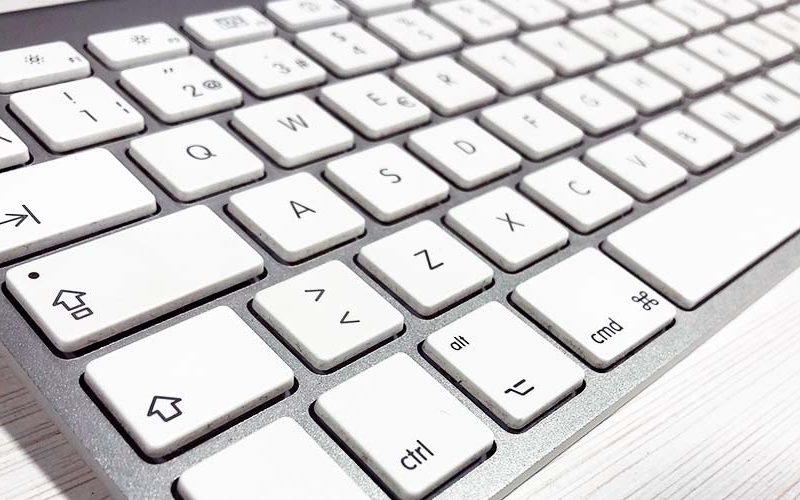 Teclas de función en Mac