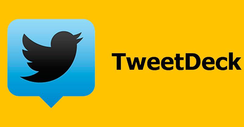 Herramienta para administrar cuentas de Twitter