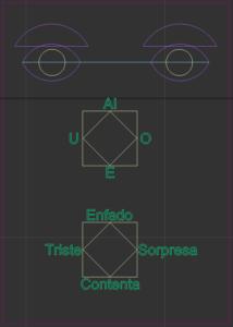 Conjunto de shapes