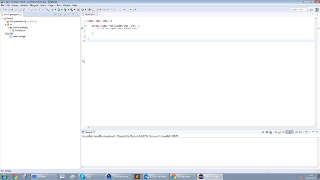 Enviar emails desde Java con Jakarta Mail Escuela Espai