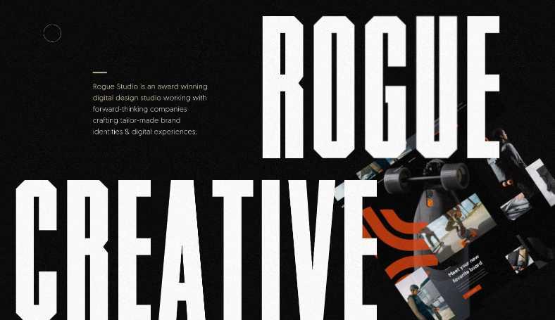 tendencias diseño web tipografias