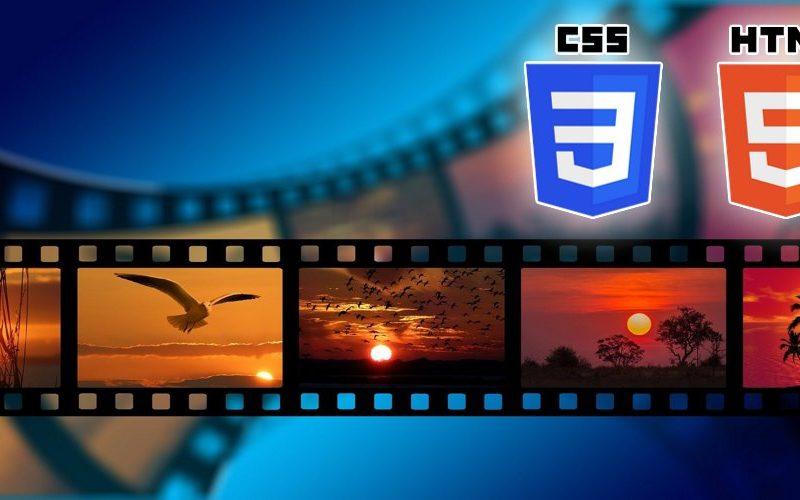 Como hacer un slider con HTML y CSS