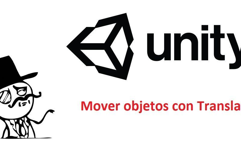 espai mover objetos con unity
